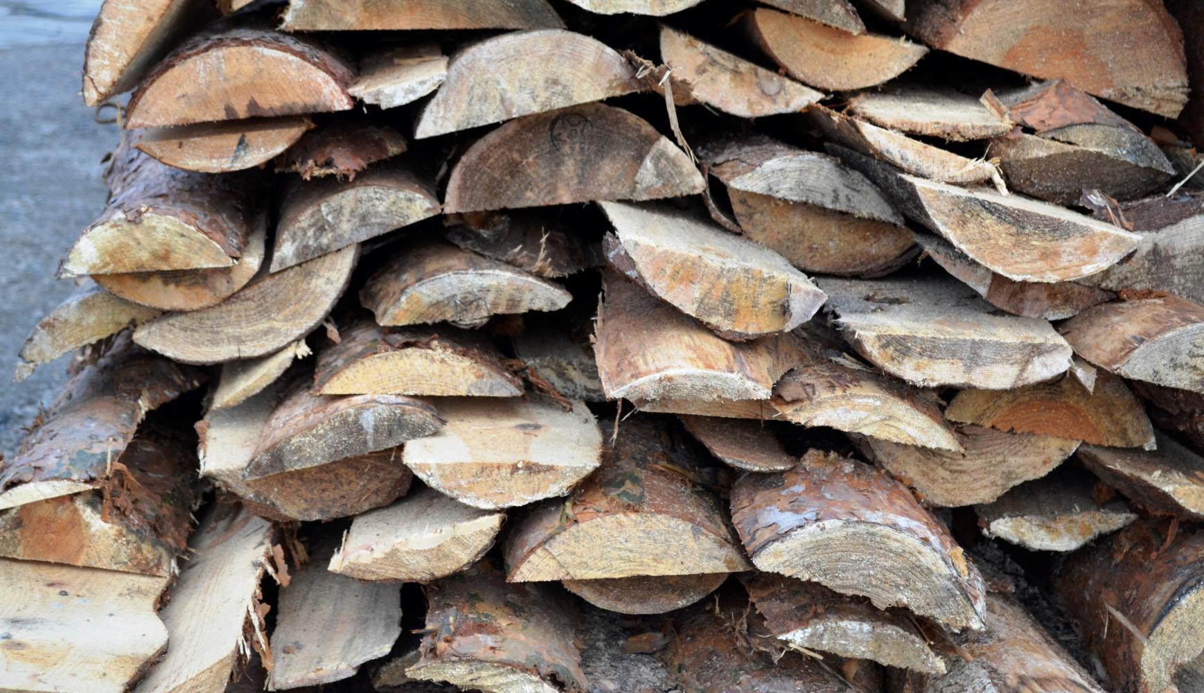 купить горбыль на дрова